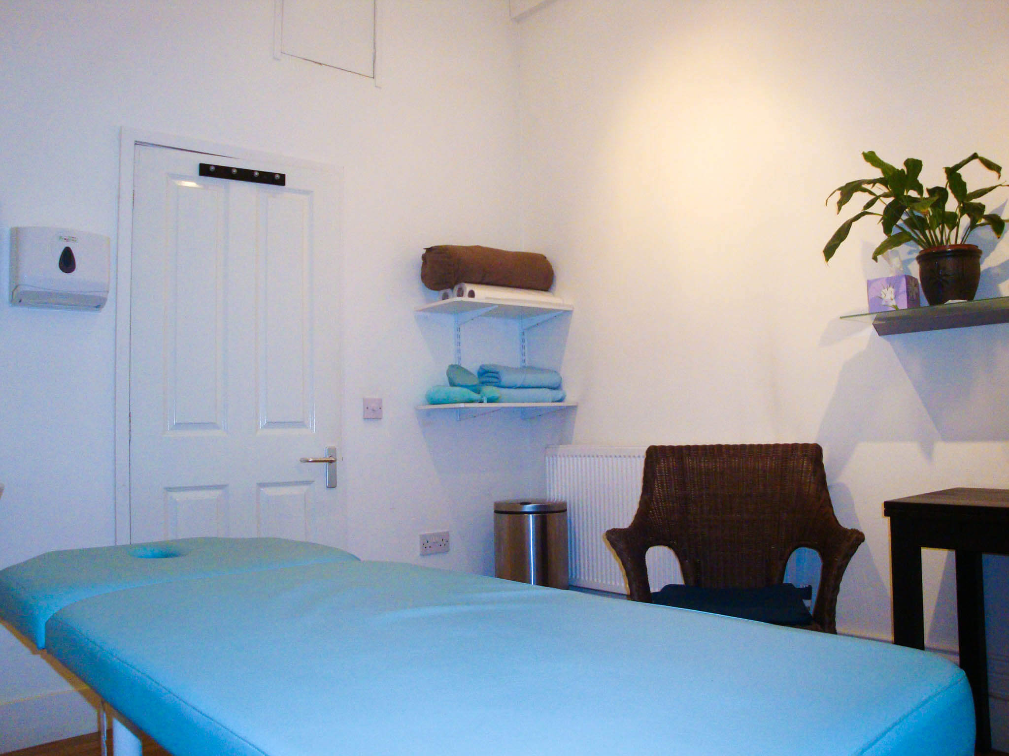 Massage room highgate holistic clinic for The family room acupuncture
