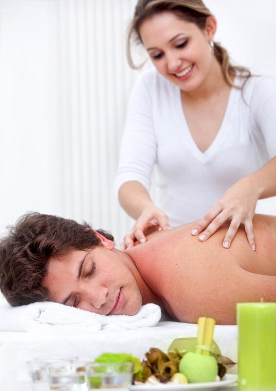 Deep Tissue Massage in North London