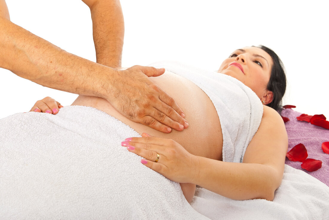 Pregnancy Massage in North London